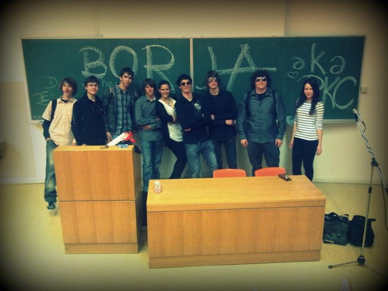 Regijsko tekmovanje iz fizike 2012